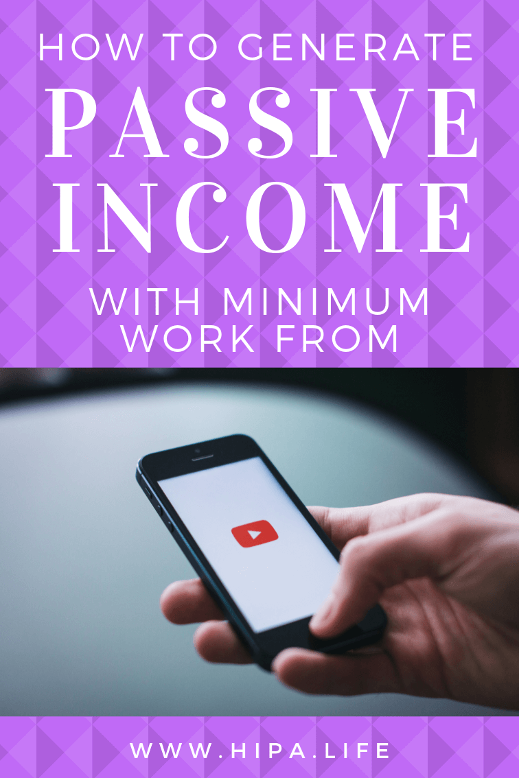 Passive Income from YouTube