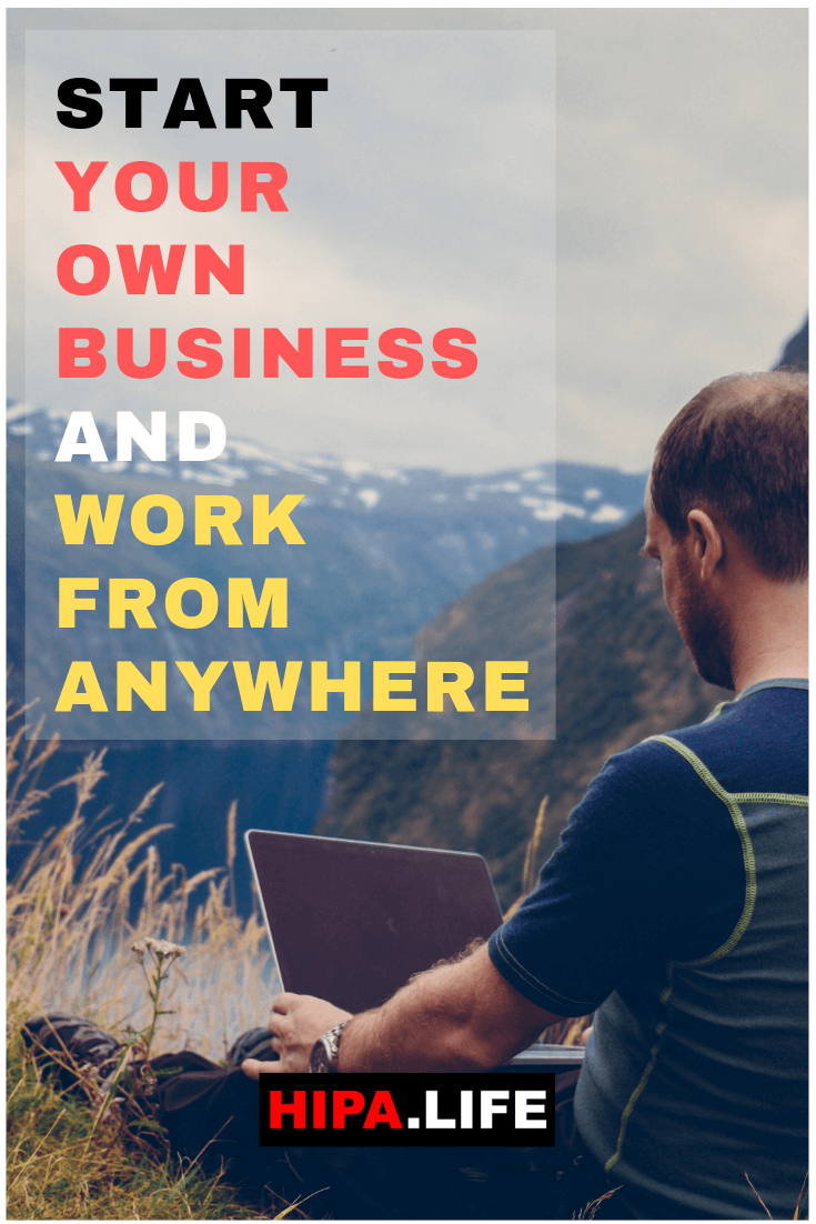 Start Your Won Business